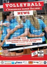 Spieltagsnews Nr. 3 gegen VT Hamburg
