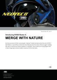SHOEI Neotec II