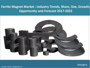 Global Ferrite Magnet Market Share, Size and Forecast 2017-2022