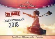 Schwarz Reisen - Jubiläumskatalog 2018