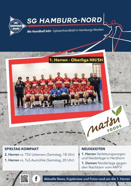 SG Hamburg-Nord vs. Tus Aumühle