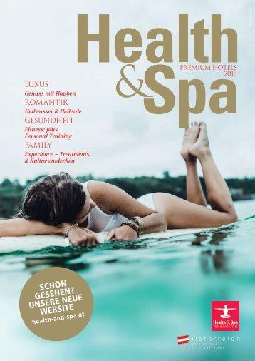 Health and Spa Katalog2018