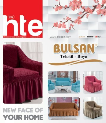 International Home Textile Magazine – September'17