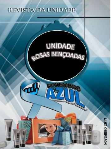 REVISTA UNIDADE ROSAS ABENÇOADAS - NOVEMBRO 2017