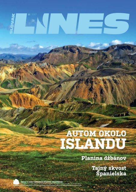 In Drive magazín Slovak Lines 11/2017