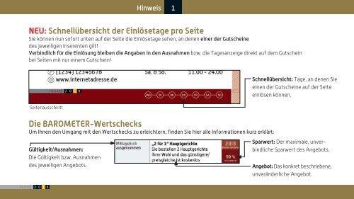 BAROMETER CLOPPENBURG | Limitierte Ausgabe 2018