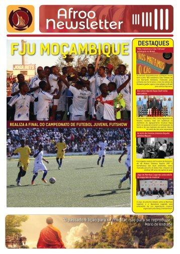2ª Edição - Afroo News Letter