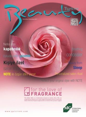 Beauty Turkey Dergisi Kasım – Aralık 2017 Sayısı