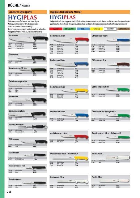 Küche_echsle gastro Katalog