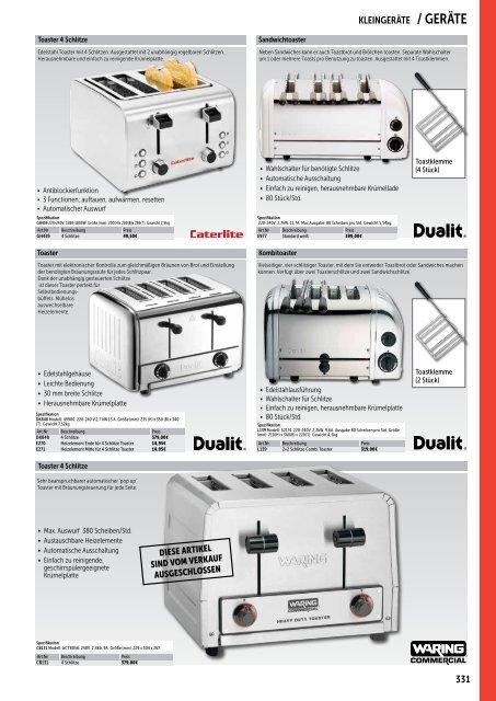 Geräte_echsle gastro Katalog