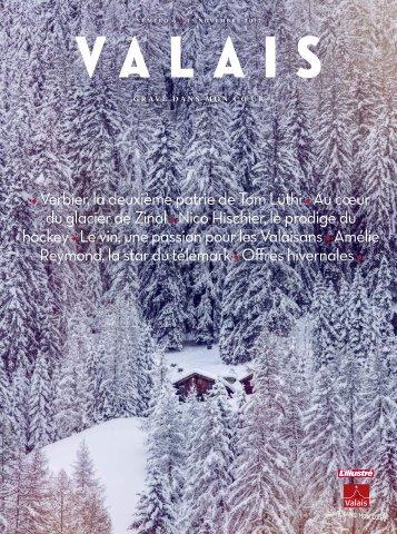 Magazine Valais - Novembre 2017