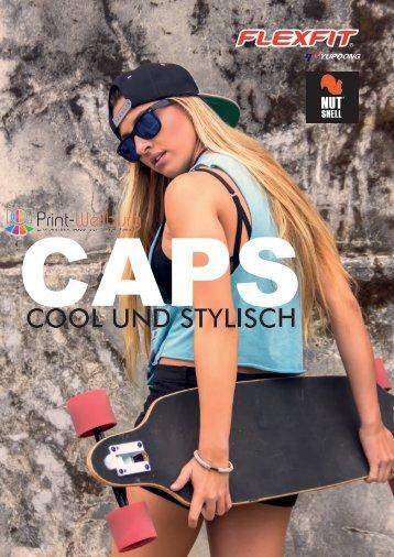 Sonder-Katalog - Caps ! Cool und Stylisch