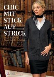 Sonder-Katalog - Chic mit Strick