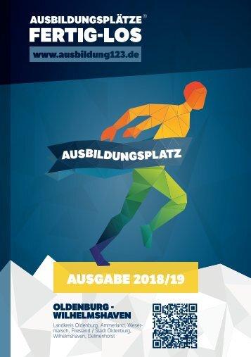 AUSBILDUNGSPLÄTZE - FERTIG - LOS |Oldenburg, Wilhelmshaven 2018/19