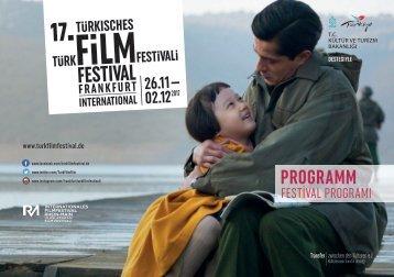 Türkisches Filmfestival Frankfurt/M