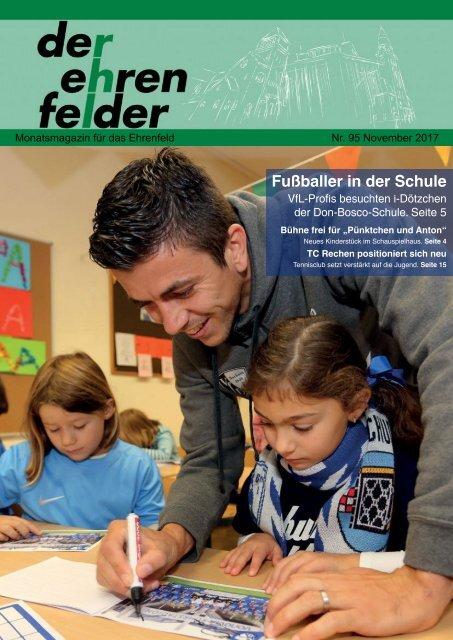 Der Ehrenfelder Nr. 95 - November 2017