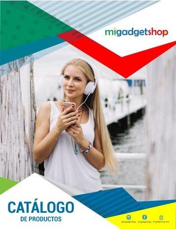 Catálogo MiGadgetShop 2017-2018