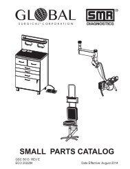 GSC-5613 REV E Small Parts Catalog