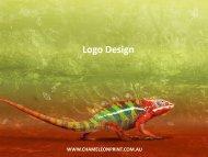 Logo Design - Chameleon Print Group