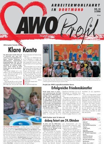 Ausgabe 34 3/2008 - AWO Dortmund