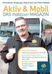 mobisaar Magazin Aktiv & Mobil 2/2017
