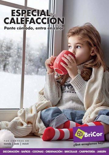 Catálogo BriCor ESPECIAL CALEFACCIÓN del 10 de Noviembre al 11 de Diciembre 2017
