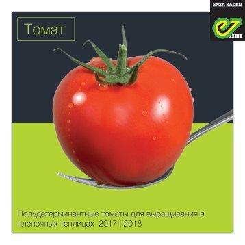 Semi-determinate Tomato Russia 2017-2018