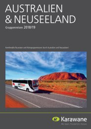 2018-AAT Kings Gruppenreisen in Australien und Neuseeland