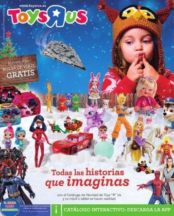 Catálogo TOYSRUS Navidad 2017