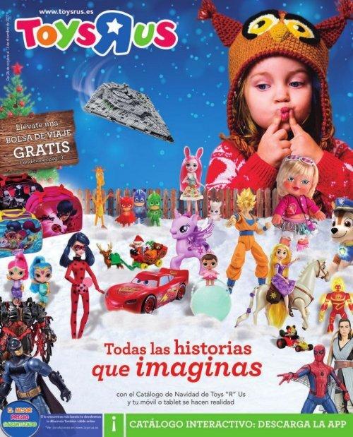 Canastilla Toysrus 2020.Catalogo Toysrus Navidad 2017