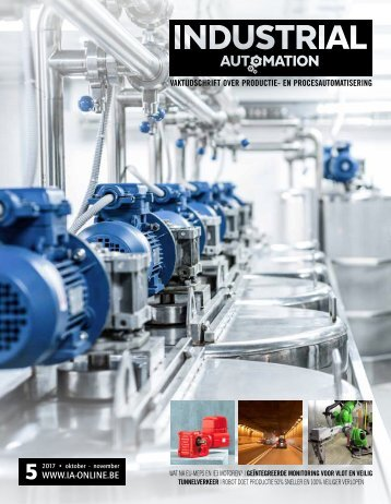 Industrial Automation 05 2017