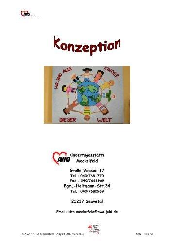 Konzeption Vers 3 - AWO Jugendhilfe und Kindertagesstätten gGmbH