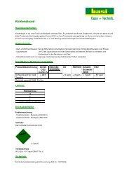 Kohlendioxid - basi Schöberl GmbH & Co. KG