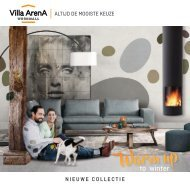Villa ArenA Warm up to Winter