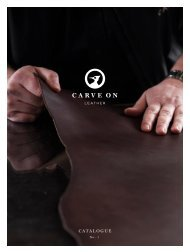 Leather Goods - Corporate Catalogue No. 1 [US$]