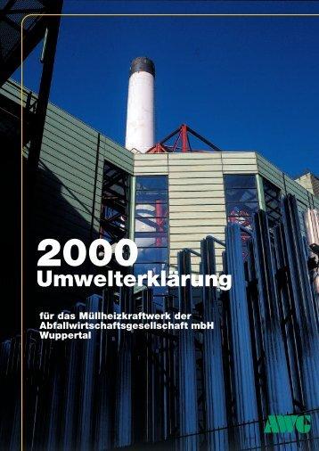 anzeigen - AWG Wuppertal