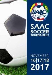 SAAC Soccer 2017 | Rules & Regulations