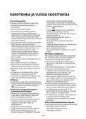 KitchenAid ECO 9.0 DI/1 BK - ECO 9.0 DI/1     BK FI (858301803200) Mode d'emploi - Page 3