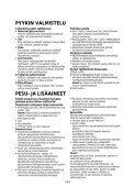 KitchenAid ECO 9.0 DI/1 BK - ECO 9.0 DI/1     BK FI (858301803200) Mode d'emploi - Page 5