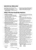 KitchenAid ECO 9.0 DI/1 BK - ECO 9.0 DI/1     BK SK (858301803200) Mode d'emploi - Page 2
