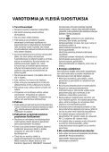 KitchenAid EXCELLENCE 1485 - EXCELLENCE 1485 FI (858366612000) Mode d'emploi - Page 3