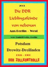 Die DDR Lieblingsfeinde von nebenan