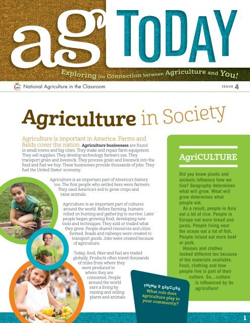 Ag Today: Issue 4
