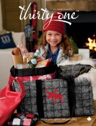 YourCrazyBagLady presents Thirty-One Gifts 2017 Winter Collection