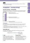 Sony NWZ-A847 - NWZ-A847 Istruzioni per l'uso Polacco - Page 2