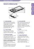 Sony NWZ-A847 - NWZ-A847 Istruzioni per l'uso Slovacco - Page 6