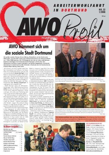 Ausgabe 32 1/2008 - AWO Dortmund