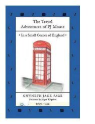 The Travel Adventures of PJ Mouse in England-Preview