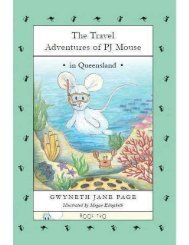 The Travel Adventures of PJ Mouse in Queensland-Preview