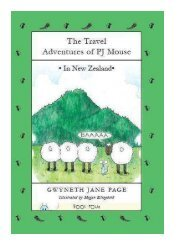 The Travel Adventures of PJ Mouse in New Zealand-Preview
